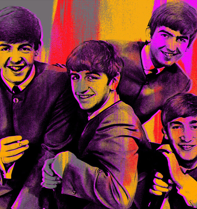 The Beatles Red