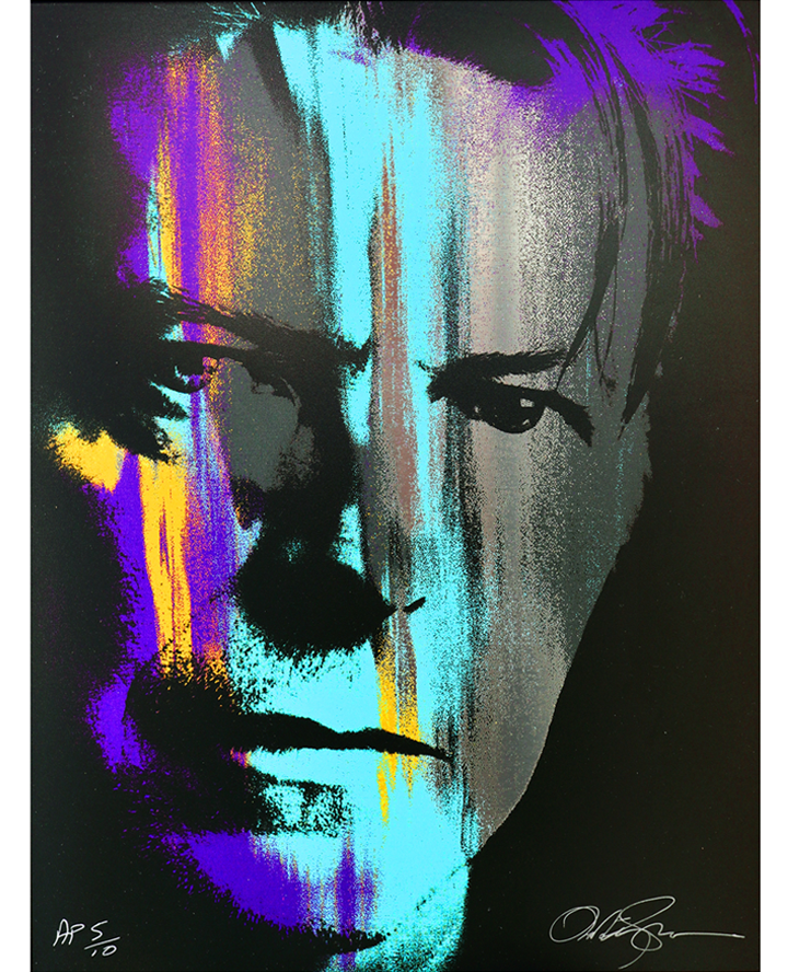 Bowie on Metal
