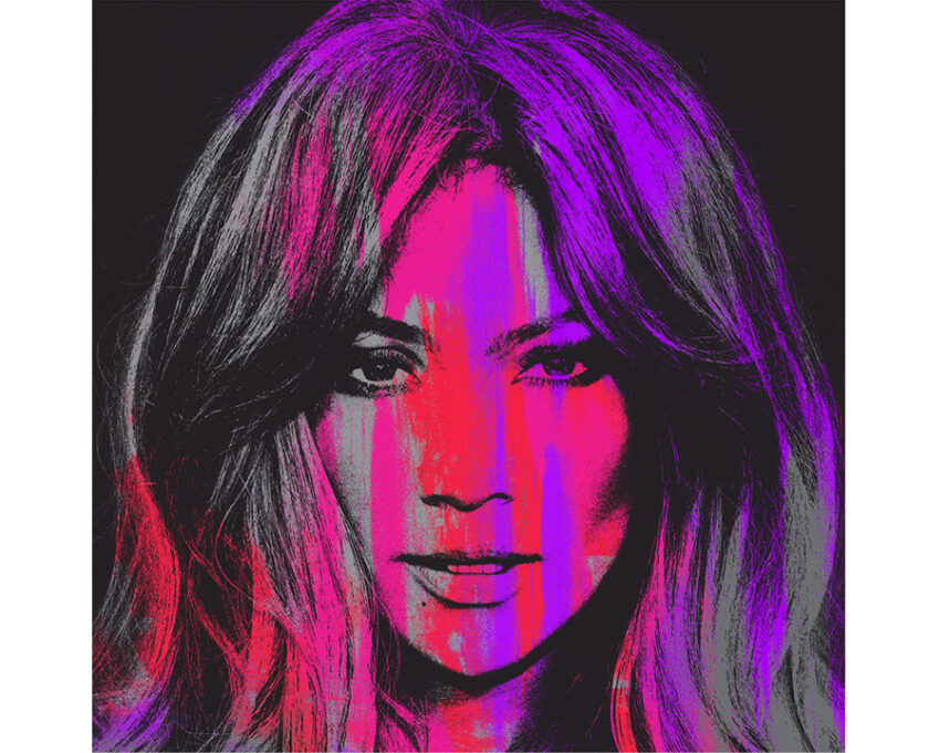 Jennifer Lopez Purple