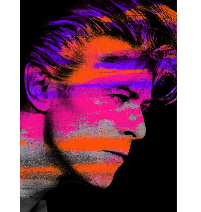 Never Let Me Down, Bowie